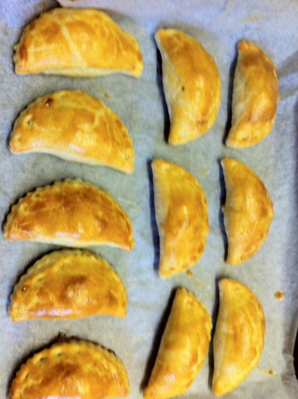 Mini Sausage Bridies